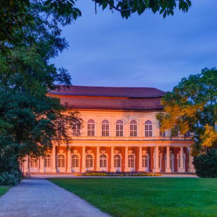 Schlossgartensalon Merseburg