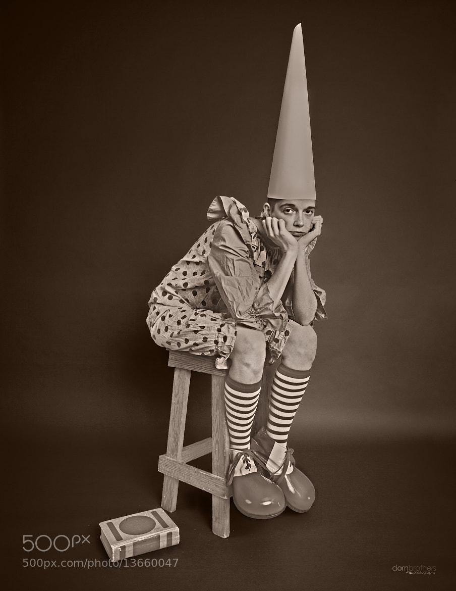 Photograph Dunce Test by Dorn Brothers on 500px