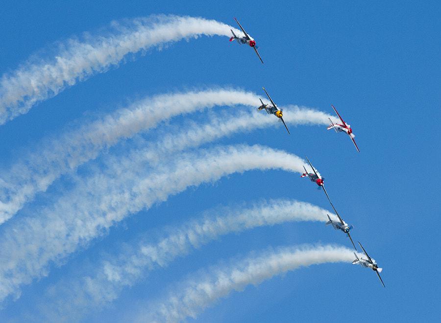 The Aerostars @ Duxford
