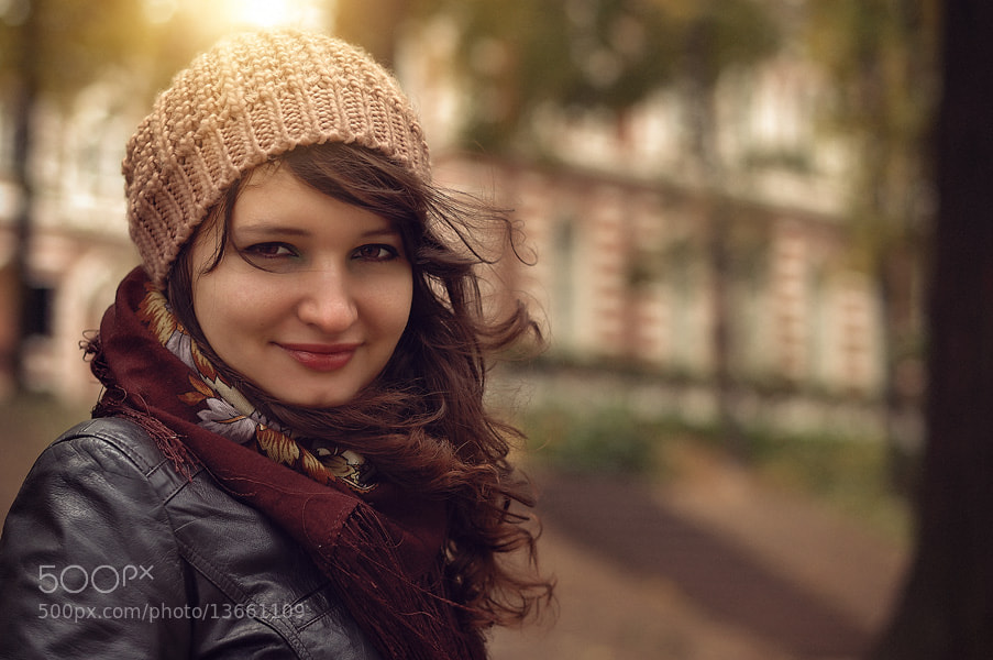 Photograph Nadya by Alexander Melanchenko on 500px