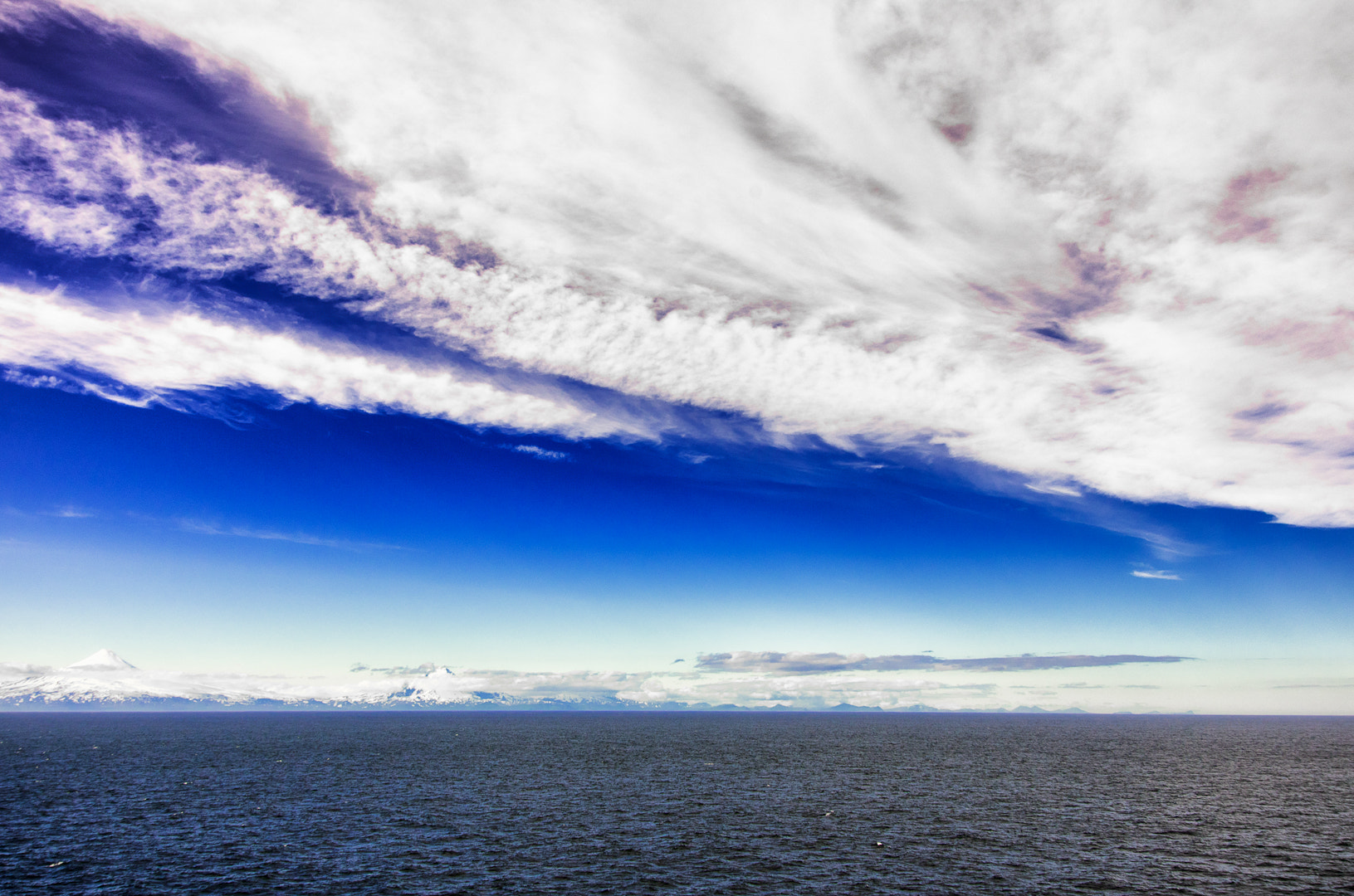 Photograph Clouds over Alaska by TO X on 500px