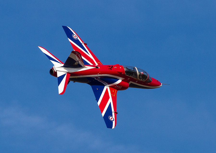 Union Flag Hawk