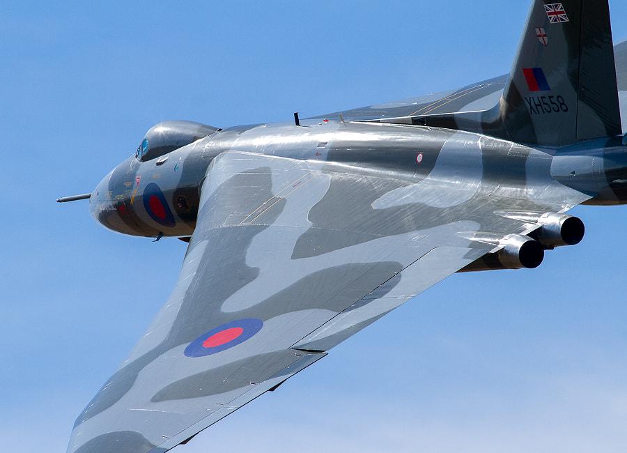 Vulcan XH558 @ Duxford