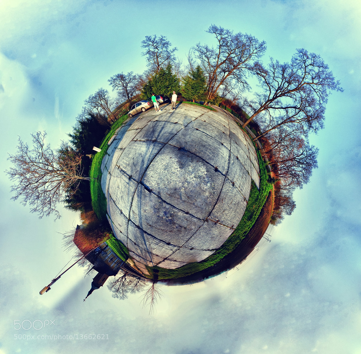 Photograph little planet by Jan Kosela on 500px