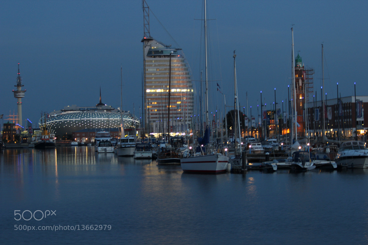 Photograph Bremerhaven by Marion Doescher on 500px