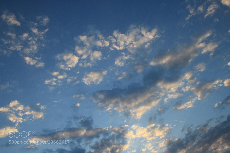 Photograph Clouds by Atalay Sarıcan on 500px