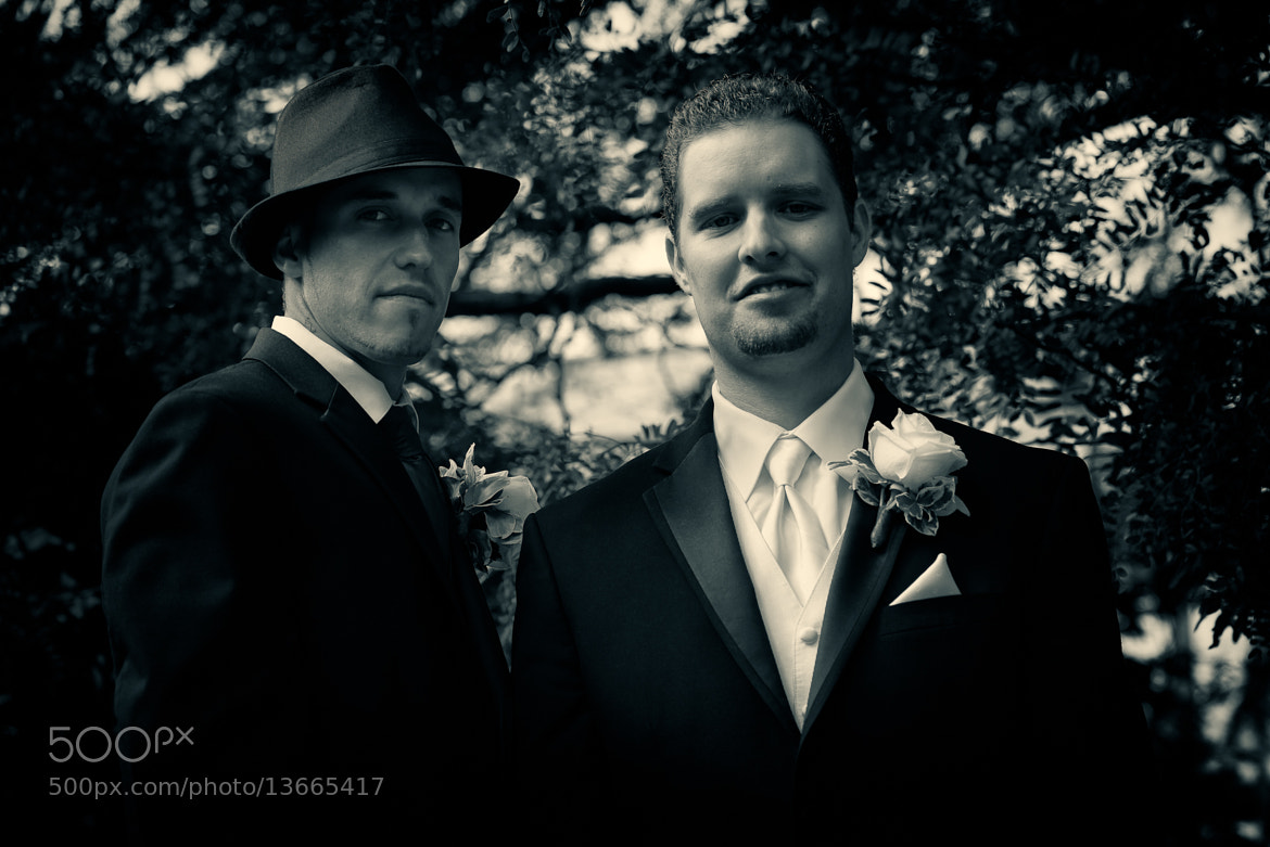 Photograph Brothers by Paul Grinnell on 500px