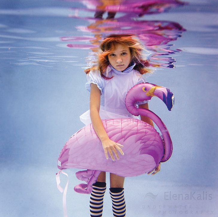 Photograph Alice by Elena Kalis on 500px