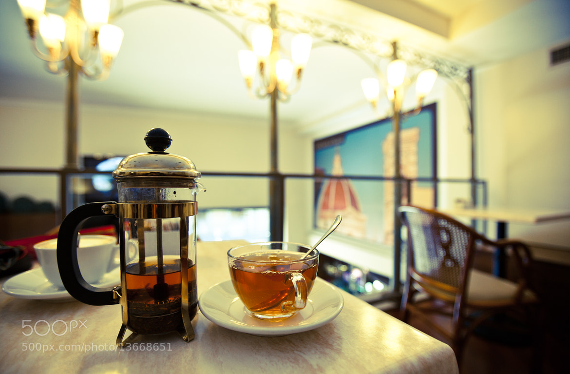 Photograph Tea in Florence  by sriram tallapragada on 500px