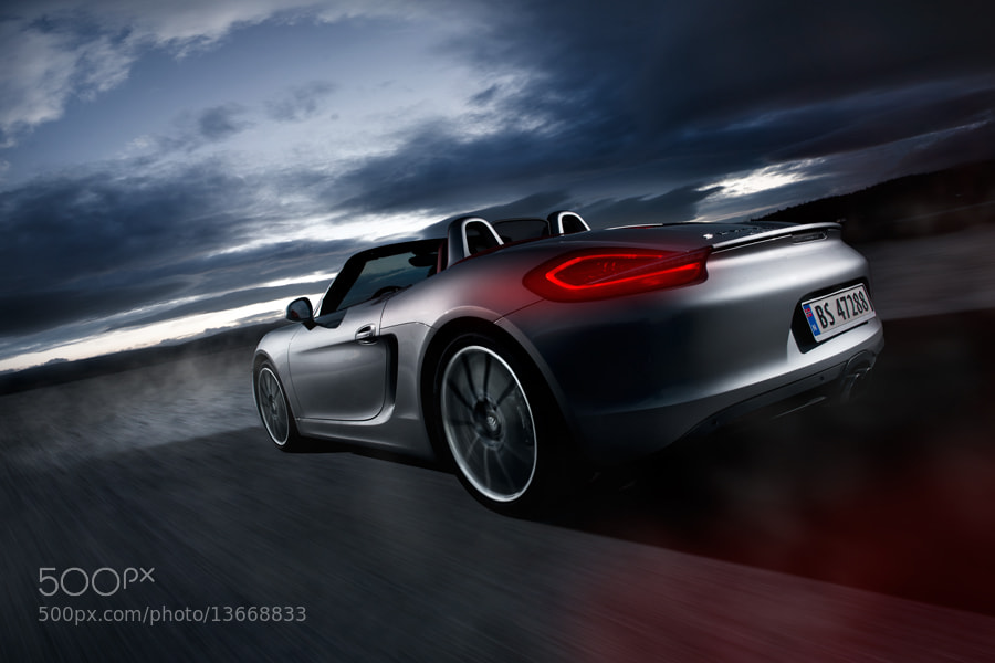 Photograph Porsche Boxster by Thomas Larsen on 500px