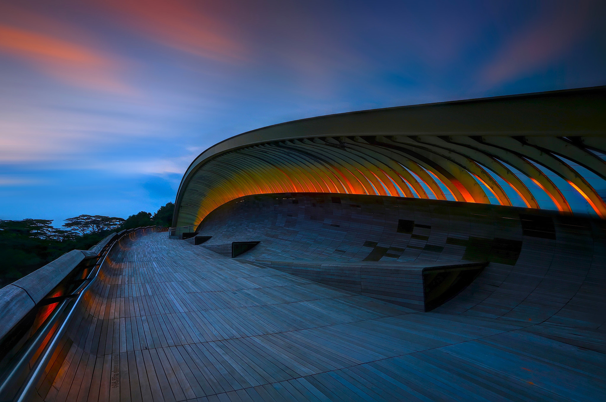 Photograph Henderson Waves by Vince Chong on 500px
