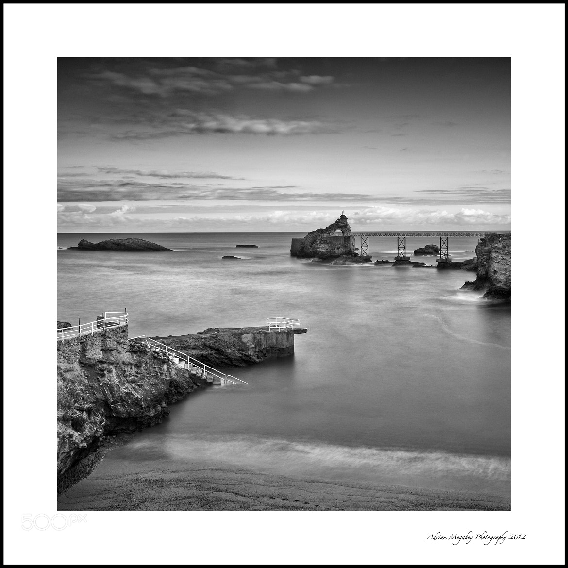 Photograph Biarritz by adrian megahey on 500px