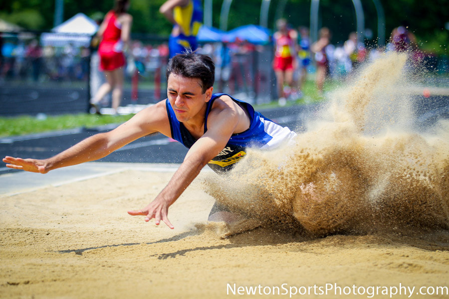 Photograph long jump by Jack Prior on 500px