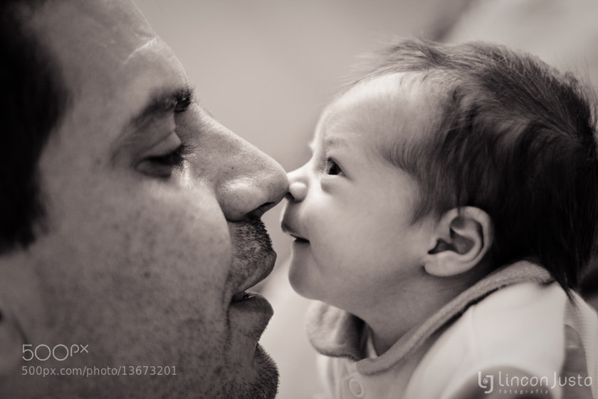 Photograph Eskimo Kiss by Lincon Justo on 500px