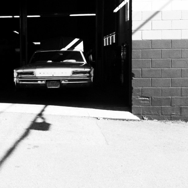 Photograph In the Garage by Star Rush on 500px