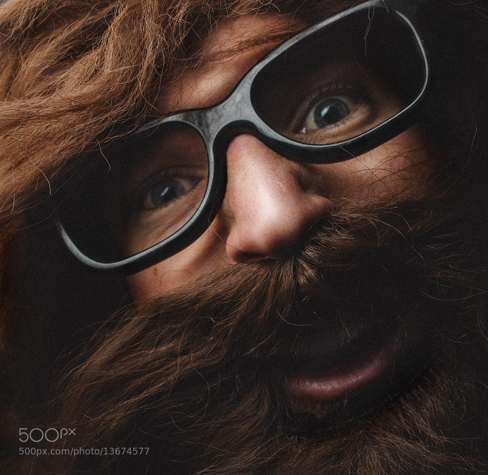 Photograph Beard by Brian Zaro on 500px