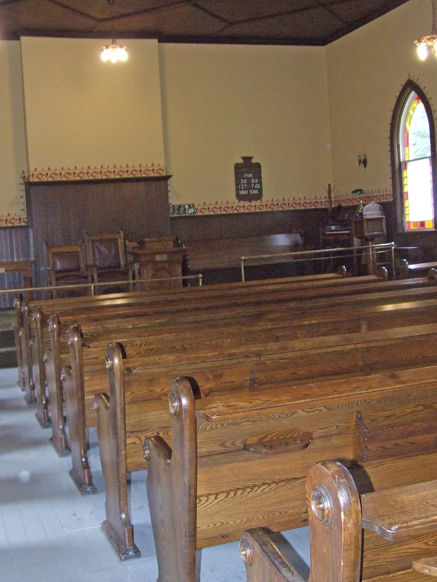 Photograph Empty pews  by Gary Labelle on 500px