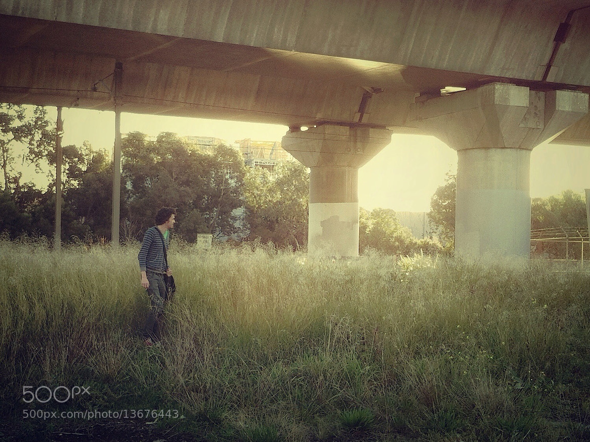Photograph Under The Bridge by Greg Briggs on 500px