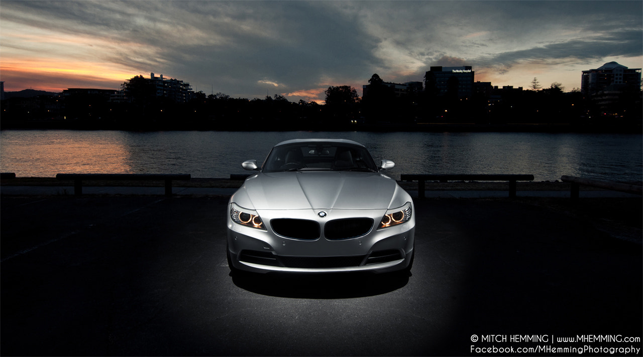 Photograph BMW Z4 by Mitch Hemming on 500px