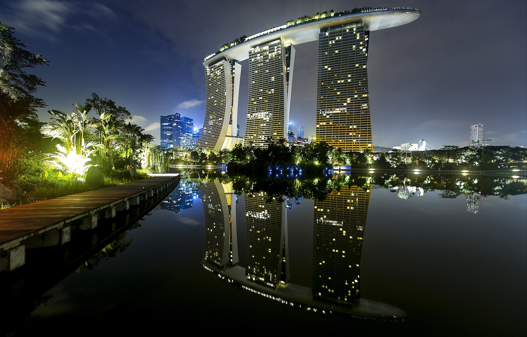 Photograph marina bay singapore ( 2 )  by hamni juni on 500px