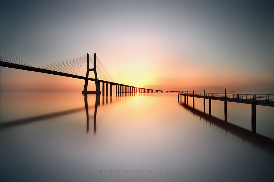 Photograph quiet morning by Nuno Mota on 500px