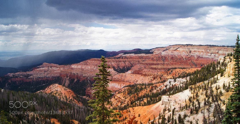 Photograph Cedar Breaks III by Erik Anderson on 500px