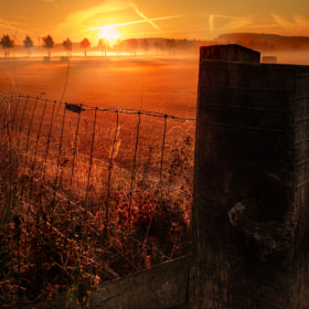 misty morning by Patrick Strik (PatrickStrik)) on 500px.com