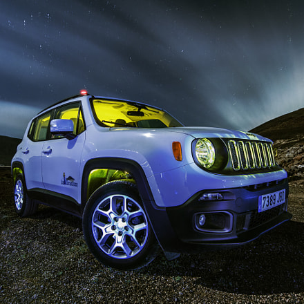 JEEP RENEGADE Emergency Concept 1
