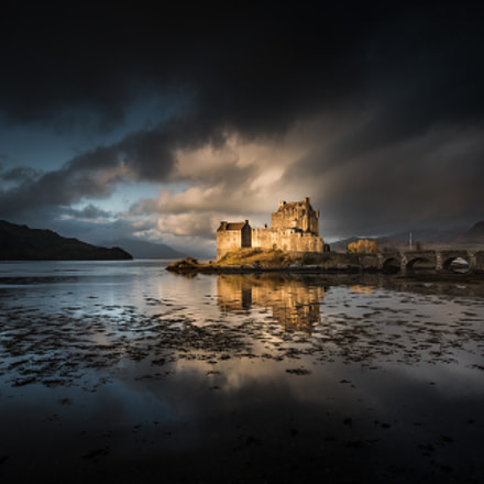 Eilean Castle - Scotland