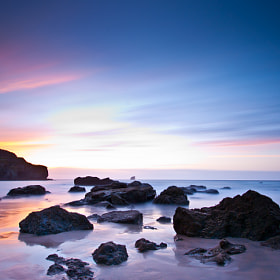Cornish Sunset, St Agnes by Neil Bryars (Peely22)) on 500px.com