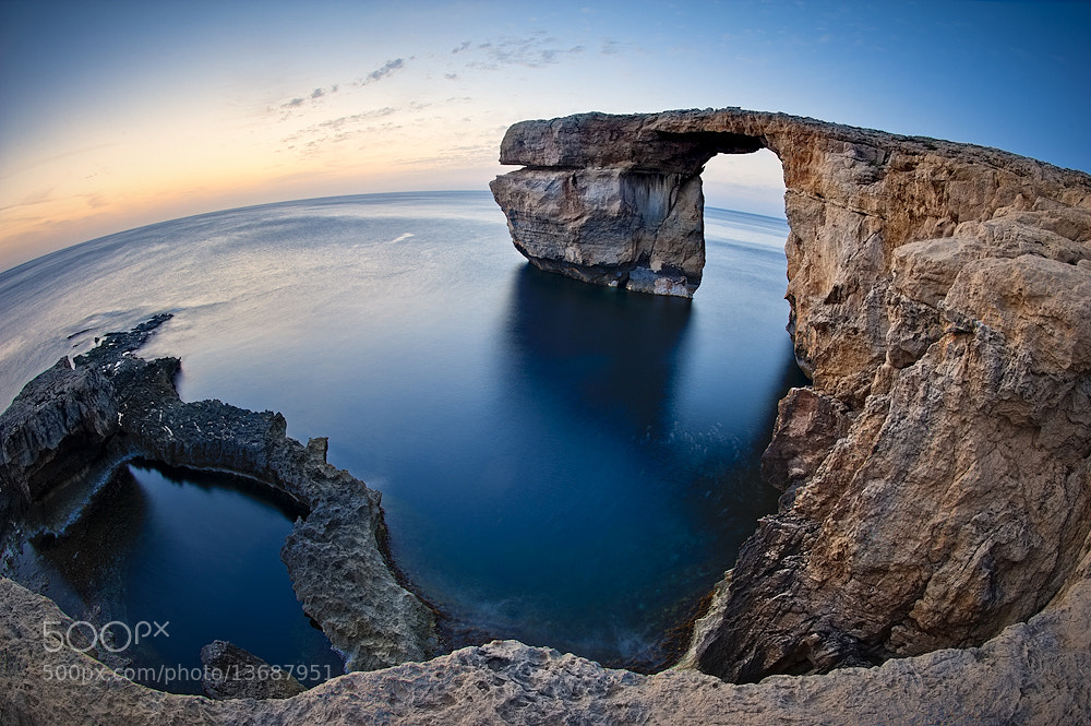 Photograph The Azure Window by Allard Schager on 500px