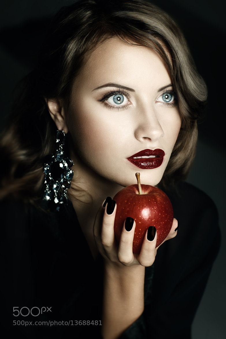 Photograph Apple of truth by Andrey Derich on 500px