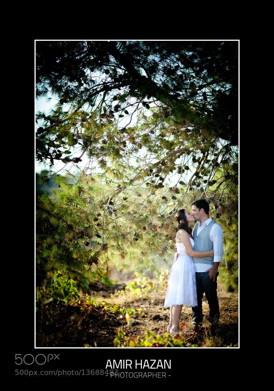 Photograph Bride & Groom Outdoor's by Amir Hazan on 500px