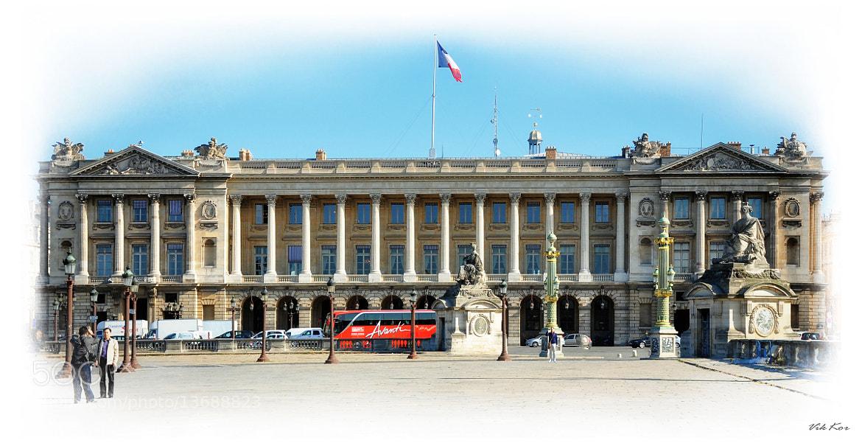 Photograph Place de la Concorde. Paris. by Viktor Korostynski on 500px