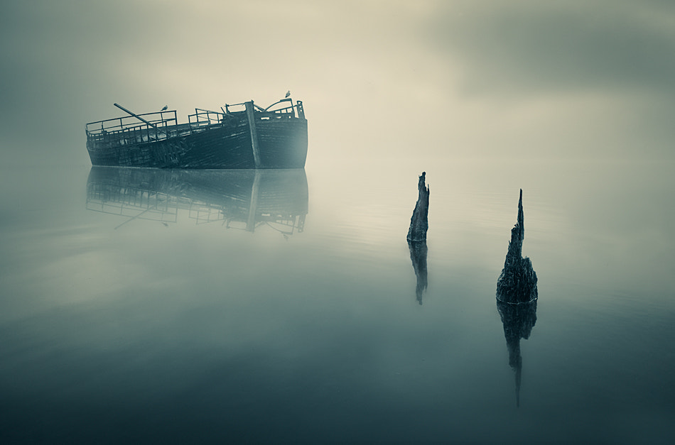Photograph Wrecked Ghotship by Mikko Lagerstedt on 500px