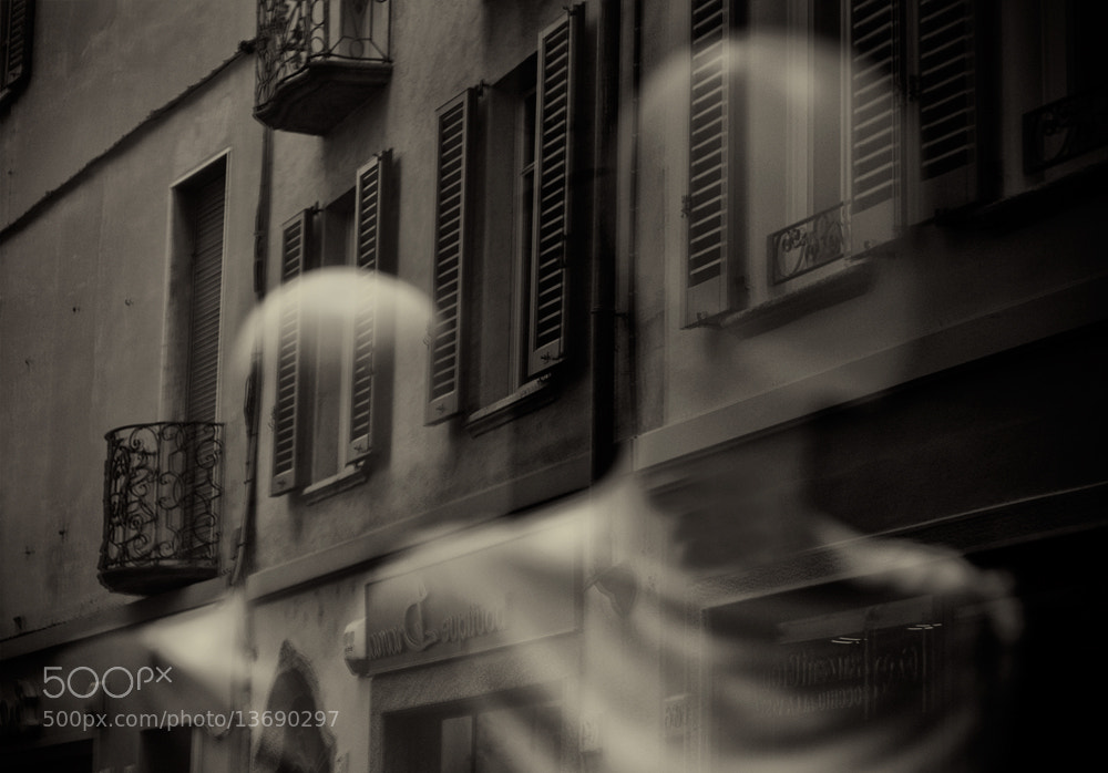 Photograph l'indifferenza by Rosita Delfino on 500px