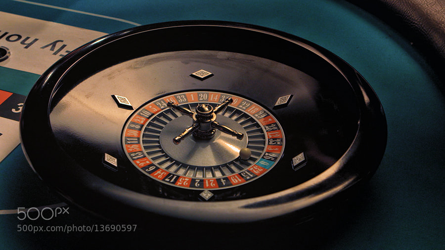 Photograph Gaby's Roulette by Sanjin Jukic on 500px