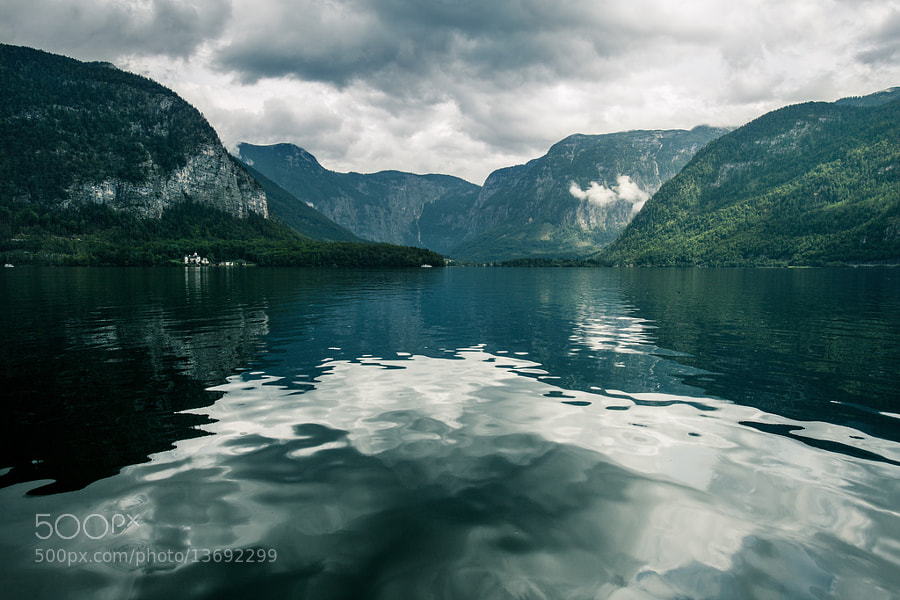 Photograph Hallstatt lake by Veronica Ershova on 500px