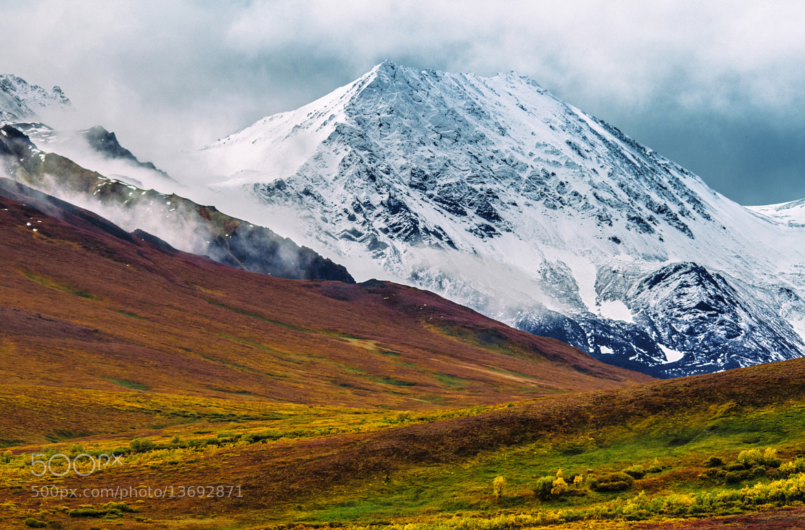 Photograph Denali in Colors  by Nae Chantaravisoot on 500px