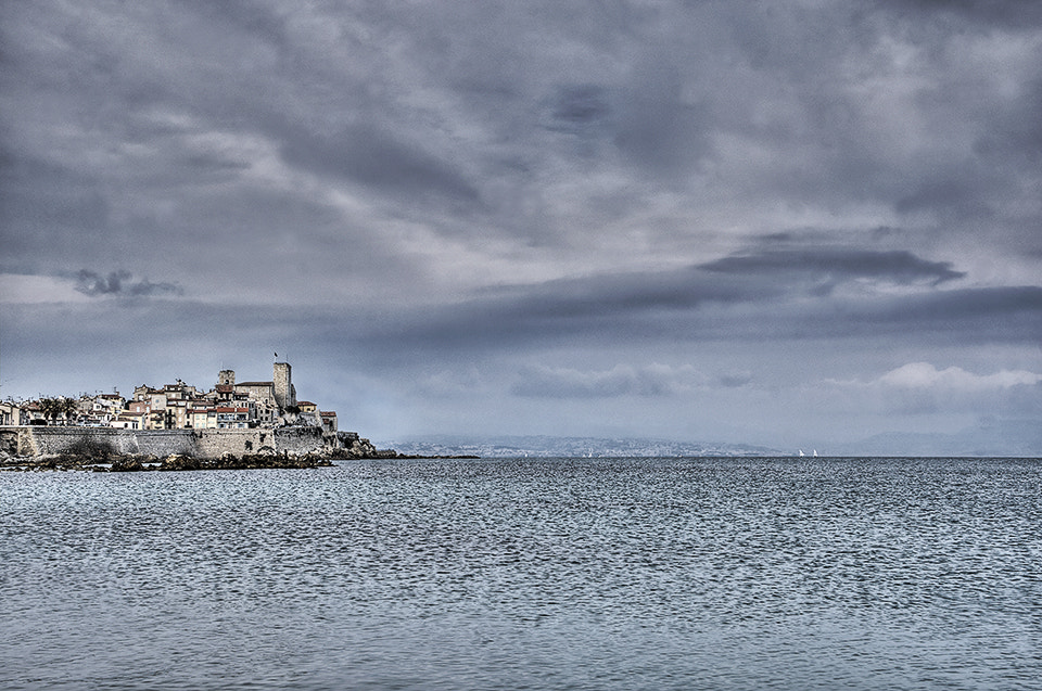Photograph Antibes sous la pluie by Christophe Geloni on 500px