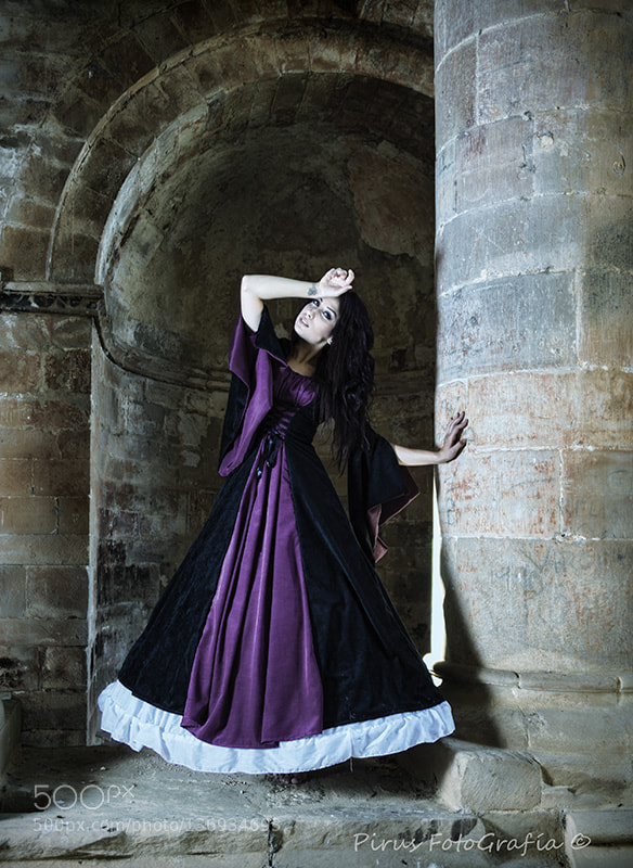 """Olympus E-30 sample photo. """"In the abbey...."""" photography"""