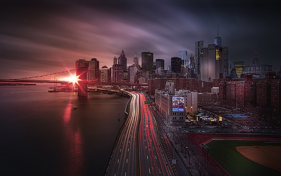 ~FDR Sunset~ de Mike Dekker en 500px.com