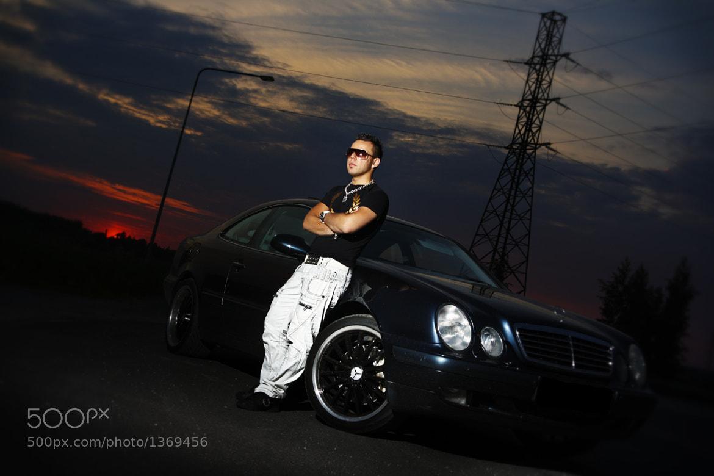 Photograph Juha by Murat Mutlu on 500px