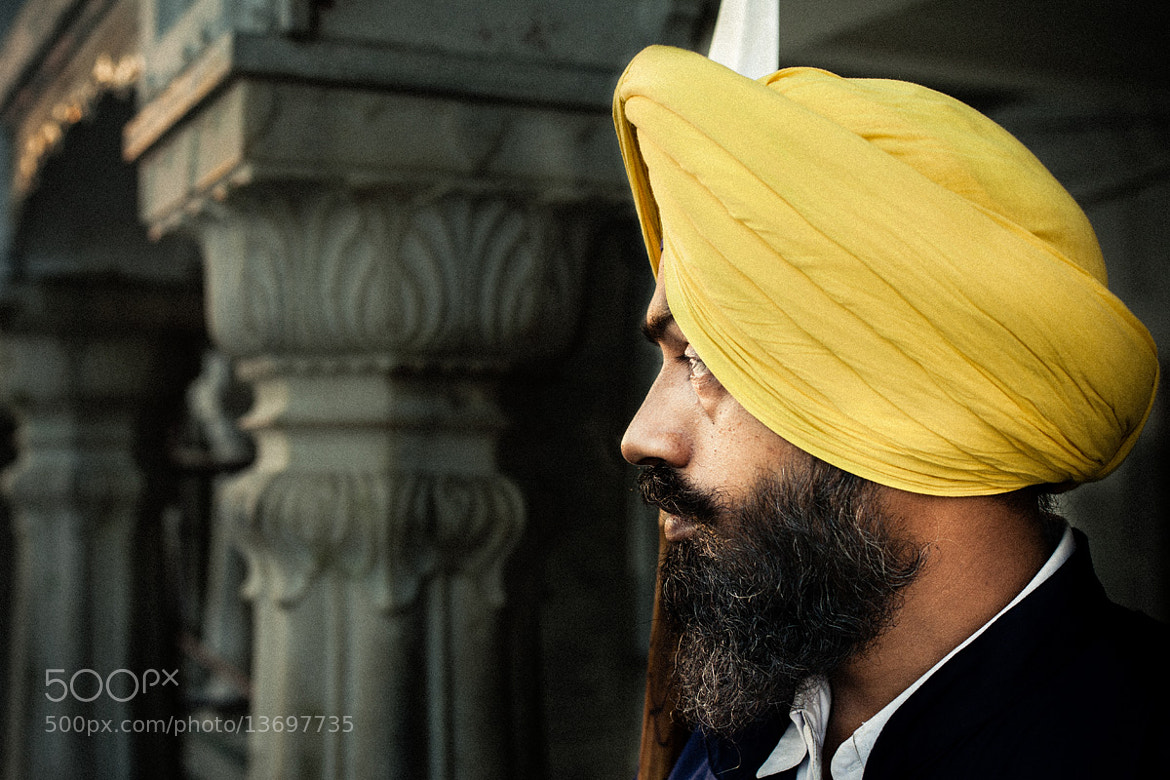 Photograph Temple guard by Philippe CAP on 500px