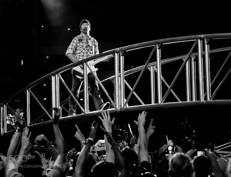 Photograph U2 - Frankfurt by Lukas Biba on 500px
