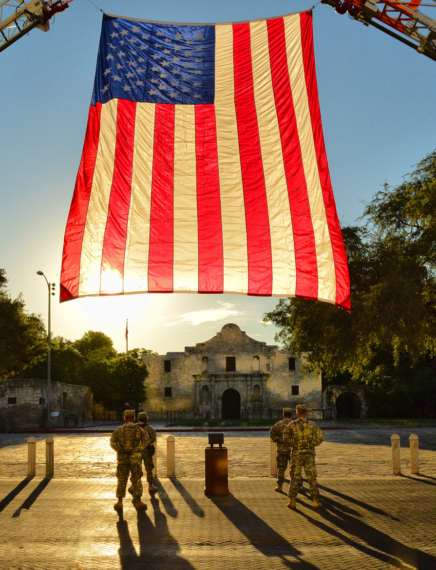 Photograph Tribute to the Fallen by Jeff Clow on 500px