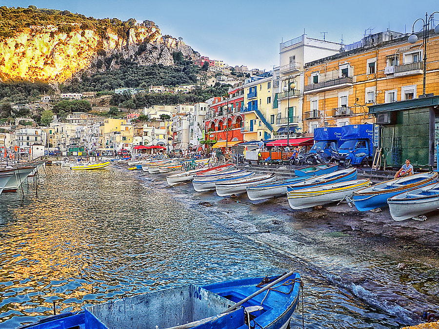 Photograph Leaving Capri by Kayman Studio on 500px