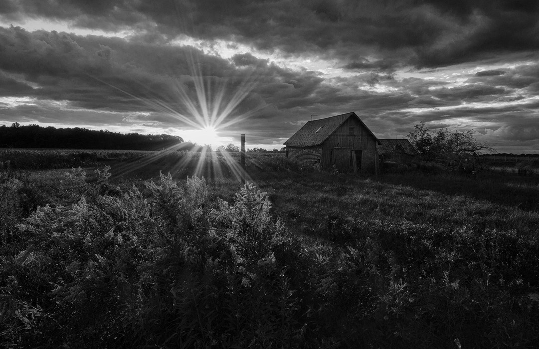 Photograph Shine on the Old Times by Sheldon Spurrell on 500px
