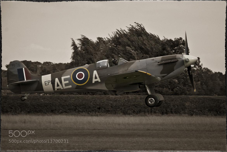 "Photograph ""Spitfire"" by Jason Green on 500px"
