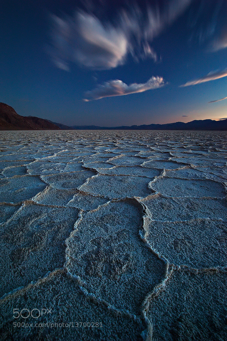 Photograph Badwater Twilight by Dee Nichols on 500px